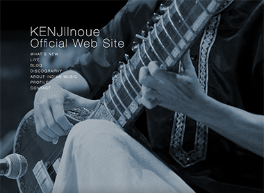 KENJIInoue Official Web Site